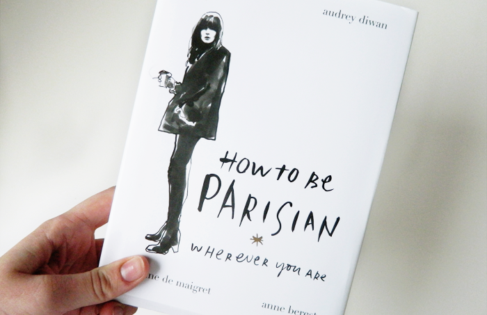 how to be a parisian book